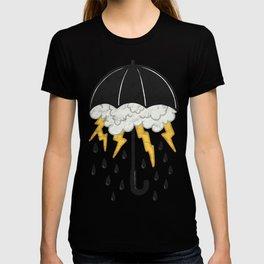 Umbrealla Storm T-shirt
