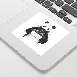 Bad panda Sticker