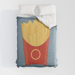 OOOH Some French Fries Comforters