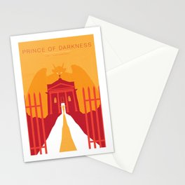 John Carpenter, Modern Master Series :: Prince of Darkness Stationery Cards