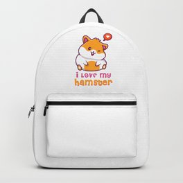 Hamster Pet Backpack