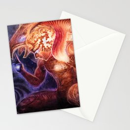 Neolithic Man (Astral Waves CD cover) Stationery Cards