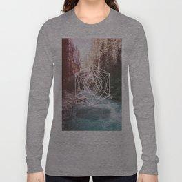 River Triangulation Long Sleeve T-shirt
