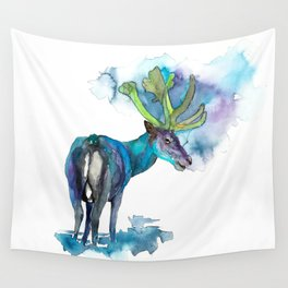 deer#4 Wall Tapestry