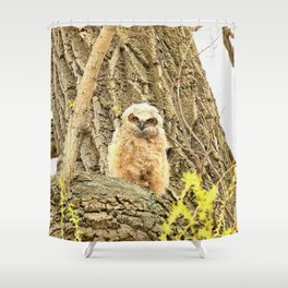 Get A Grip Shower Curtain