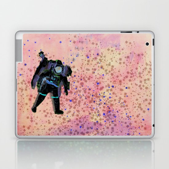 COSMOS 6 Laptop & iPad Skin