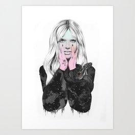 Mystic Art Print