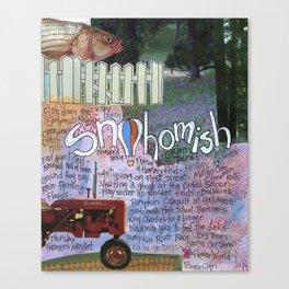 Snohomish, Washington Canvas Print
