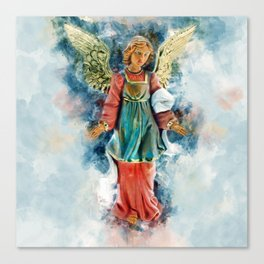 Angels Guidance Canvas Print
