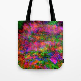 Floral Madness I Tote Bag