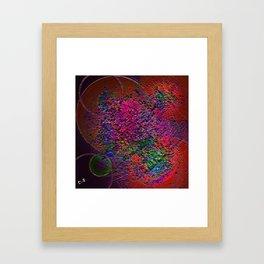 """ Cetus "" Framed Art Print"