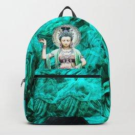 I have dreamed Kwan Yin Backpack