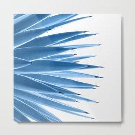 Classic Blue Agave Dream #1 #tropical #decor #art #society6 Metal Print