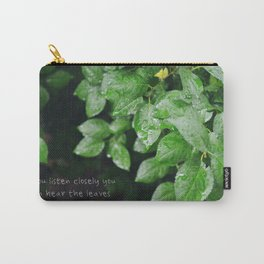 Giggle when it rains Carry-All Pouch