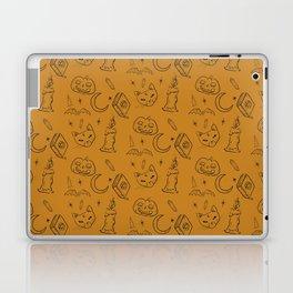 'Tis Near Halloween Laptop & iPad Skin