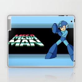 mega man vintage Laptop & iPad Skin