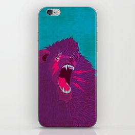 Voice of Thunder iPhone Skin