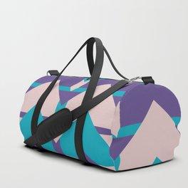Glow Way #society6 #glow #pattern Duffle Bag