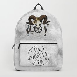 Bestial Crowns: The Ram Backpack