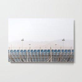 Scenes from Eilat 2018, 30 Metal Print