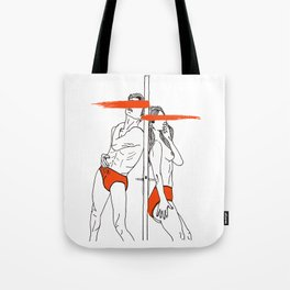 LOVE is obstacles Tote Bag