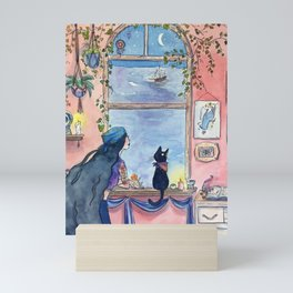 The Fortune Teller Mini Art Print