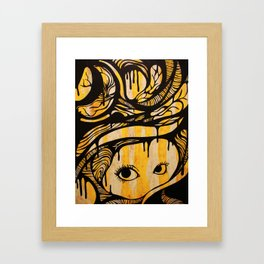 Jaundice Framed Art Print