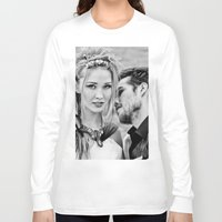 twilight Long Sleeve T-shirts featuring Twilight by Irène Sneddon