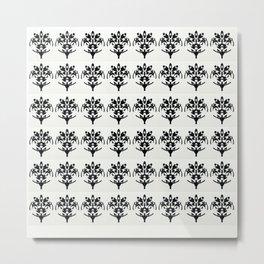 bold flower Metal Print