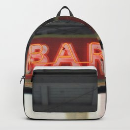 New Orleans Bar Sign Backpack