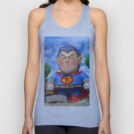 Suppaman Unisex Tank Top