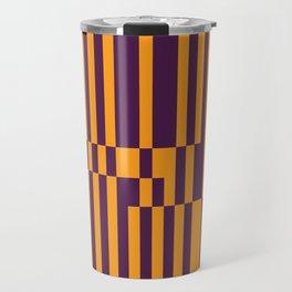 orange cameo Travel Mug