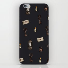 Vintage Inspiration iPhone Skin
