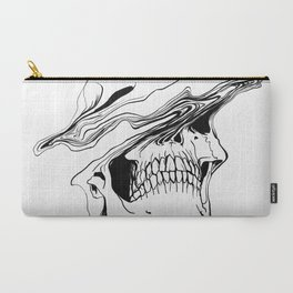 Skull (Liquify) Carry-All Pouch