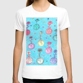 Flower Orbs T-shirt