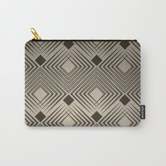 Art Deco. Magic. Carry-All Pouch