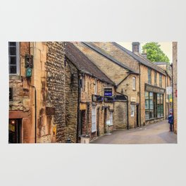 Downtown In The Cotswolds Rug