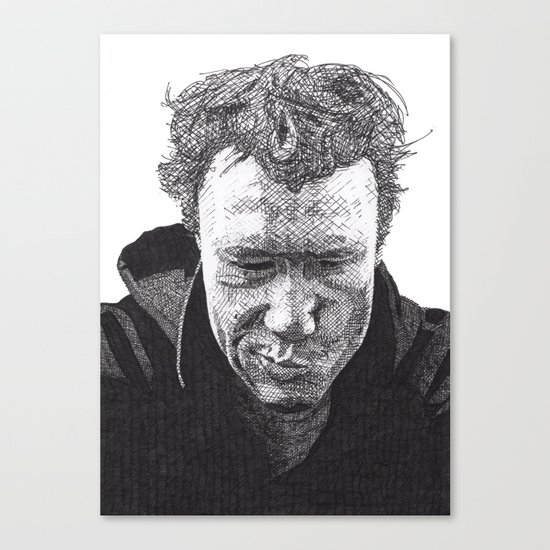 Heath Canvas Print