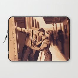 Dont do anything stupid until I come back Laptop Sleeve