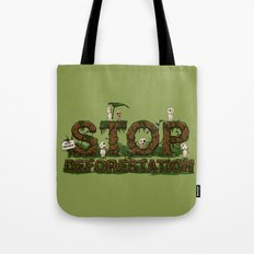 Save Kodamas Tote Bag