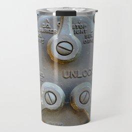 Vintage switch unit Travel Mug