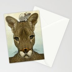 Roo and Tiny Stationery Cards