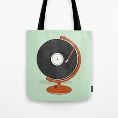 World Record Tote Bag