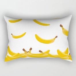 Banana Hunger Rectangular Pillow