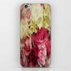 Bouquet II iPhone & iPod Skin