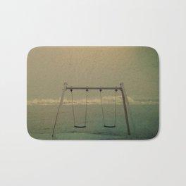 Forgotten swings Bath Mat