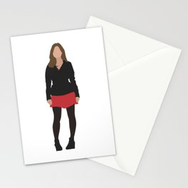 Clara Oswald: The Impossible Girl Stationery Cards