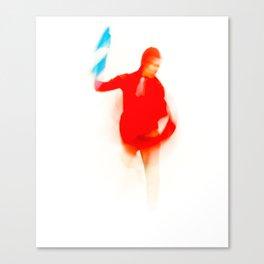 fusión disolución 3/14 Canvas Print