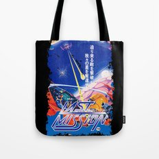 Last Mission Tote Bag