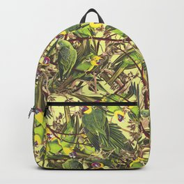 Parrot Party Backpack